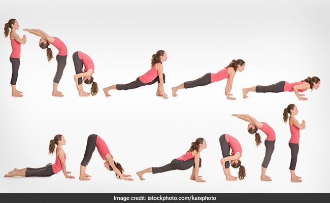 Too busy to exercise, try Surya Namaskar